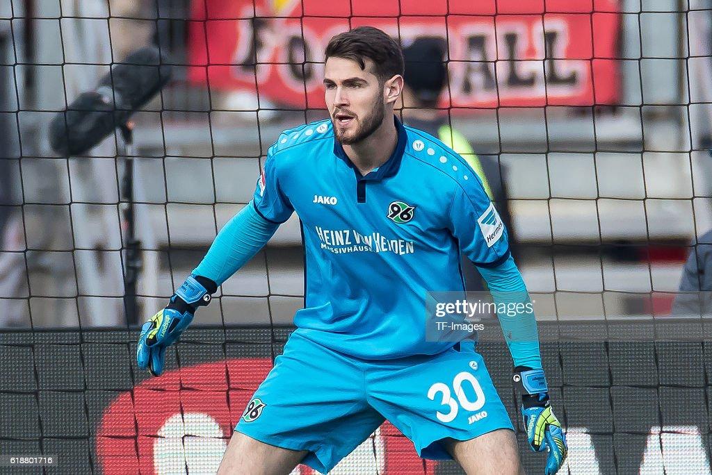 BL: 1. FC Nuernberg - Hannover 96 : News Photo