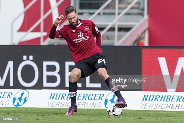 Nuernberg Deutschland 2 Bundesliga 10 Spieltag 1 FC Nuernberg Hannover 96 Tim Matavz