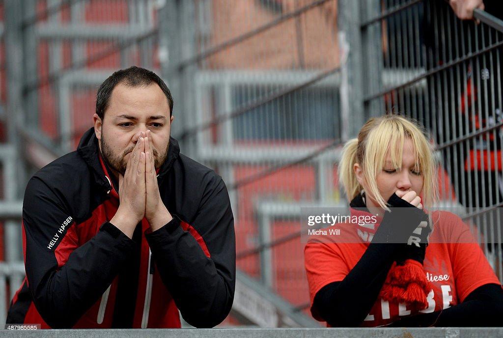 1. FC Nuernberg v Hannover 96 - Bundesliga : News Photo
