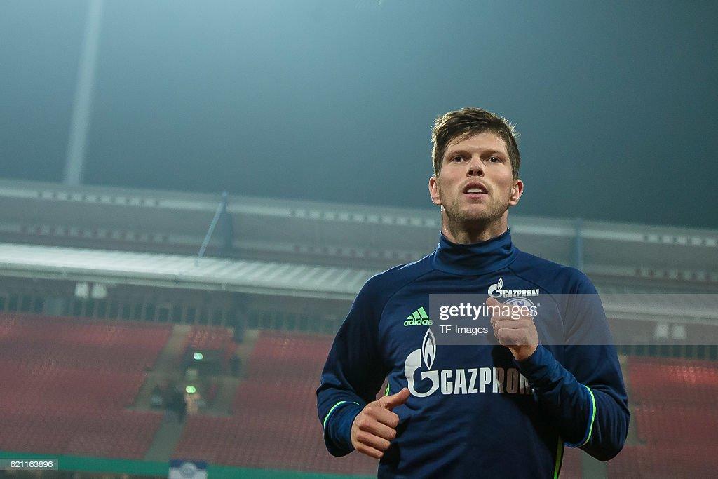DFB-Pokal: 1. FC Nuernberg - FC Schalke 04 : News Photo