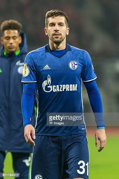 Nuernberg Germany DFBPokal 2 Runde 1 FC Nuernberg FC Schalke 04 Matija Nastasic