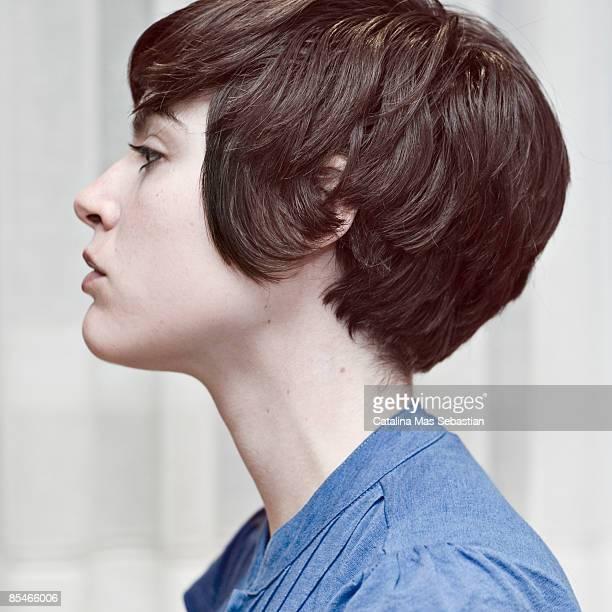 nuevo look - ショートヘア ストックフォトと画像