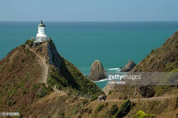 Nugget Point Lighthouse, South Island