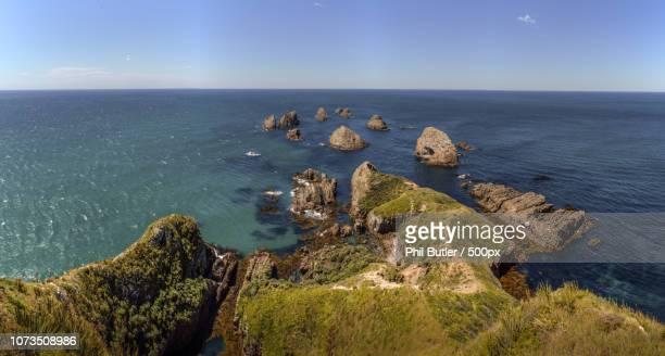 Nugget Point Seascape
