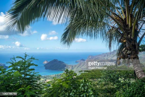 Nuku Hiva Marquesas Islands French Polynesia Nuku Hiva is the largest of the Marquesas Islands in French Polynesia an overseas territory of France in...