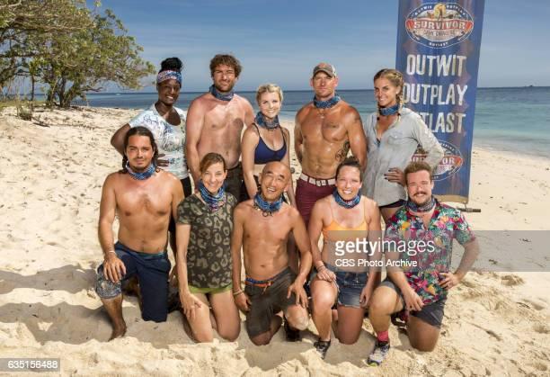 Nuku tribe members Oscar 'Ozzy' Lusth Cirie Fields James 'JT' Thomas Debbie Wanner Andrea Boehlke Tai Trang Brad Culpepper Sarah Lacina Sierra...