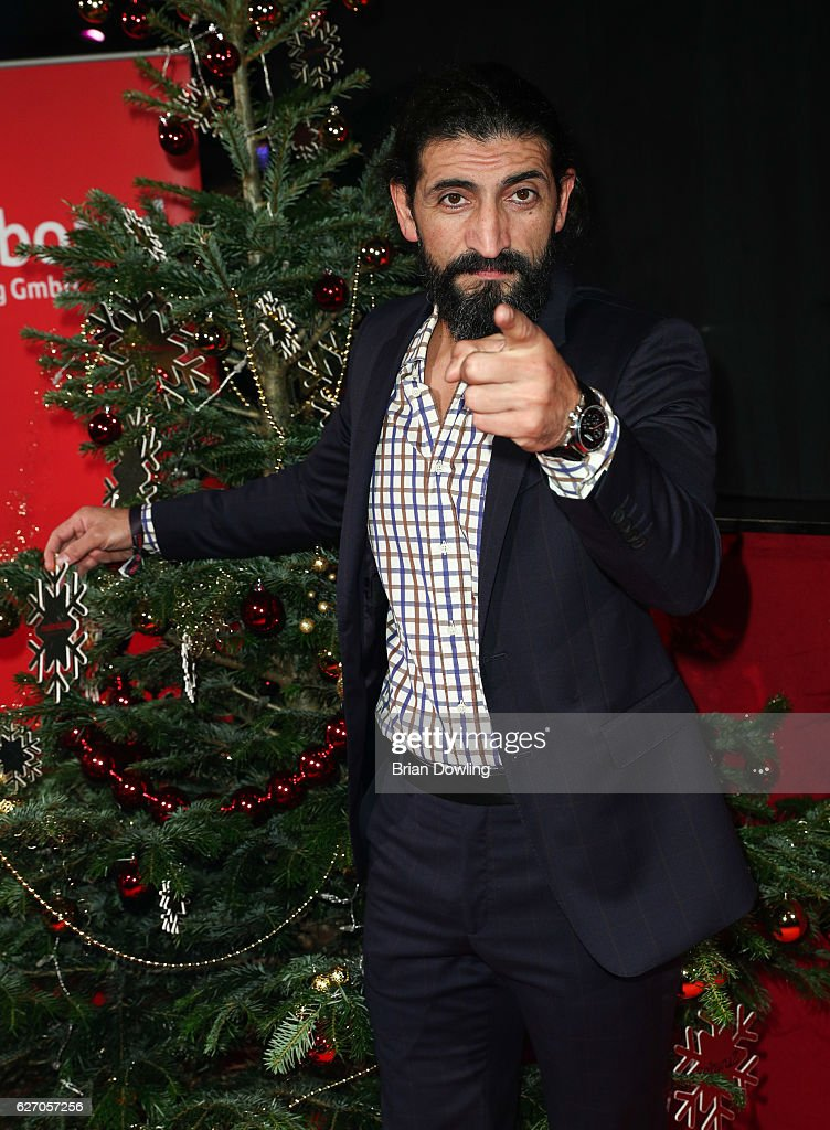 Numan Acar attends the Medienboard Pre-Christmas Party at Schwuz on December 1, 2016 in Berlin, Germany.