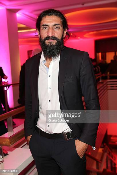 Numan Acar during the European Film Awards 2015 afterparty at hotel Sofitel on December 12 2015 in Berlin Germany
