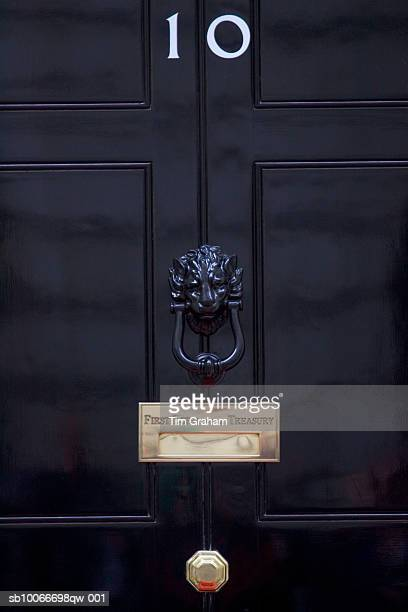 Number 10 Downing Street, London, UK