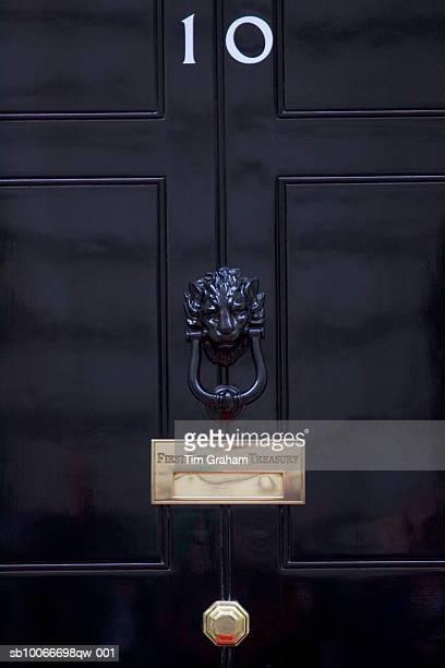 Number 10 Downing Street, London, UK