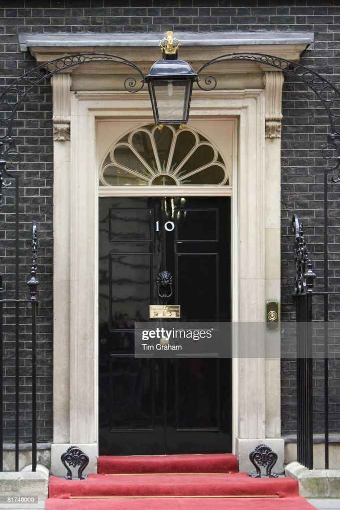 Number 10 Downing Street, London, UK : News Photo