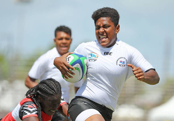 BHS: 2017 Youth Commonwealth Games - Rugby 7s