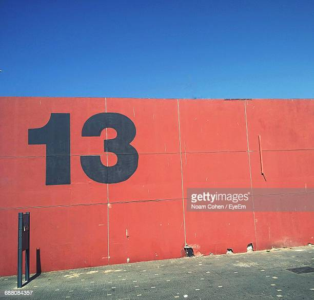 60 Top Number 13 Pictures, Photos, & Images - Getty Images