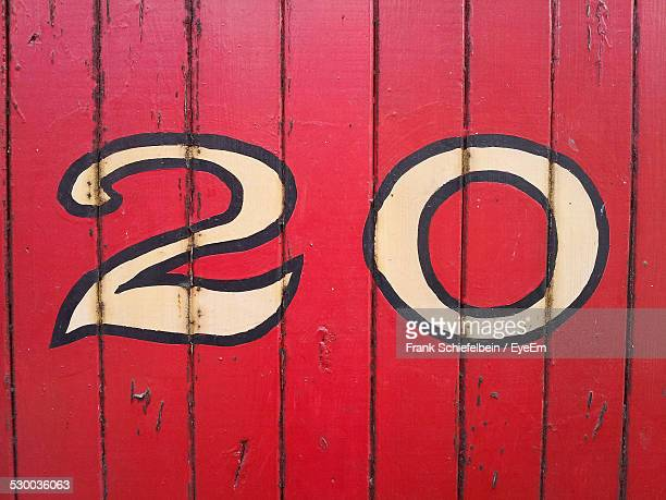 number 20 graffiti on wall - number 20 stock pictures, royalty-free photos & images