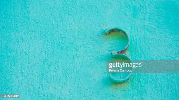 number 3 on concrete wall - number 3 stock pictures, royalty-free photos & images