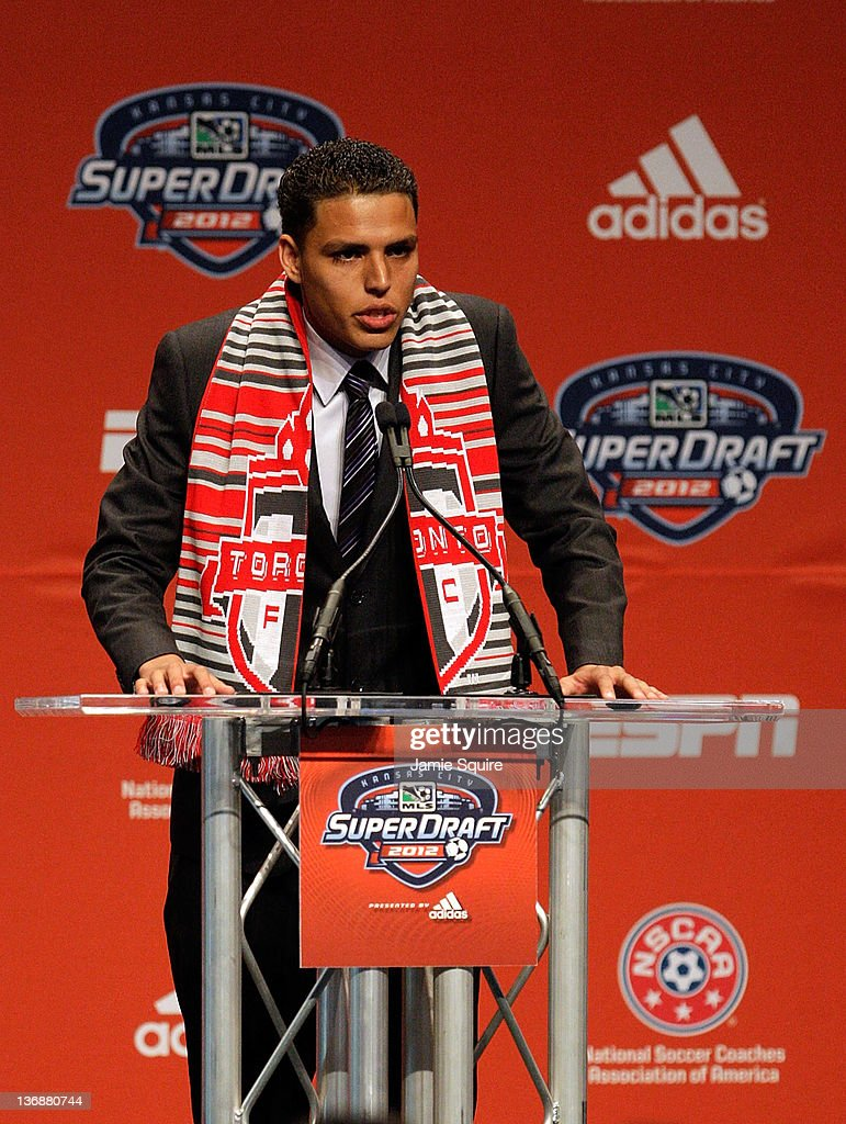 2012 MLS SuperDraft Presented By Adidas