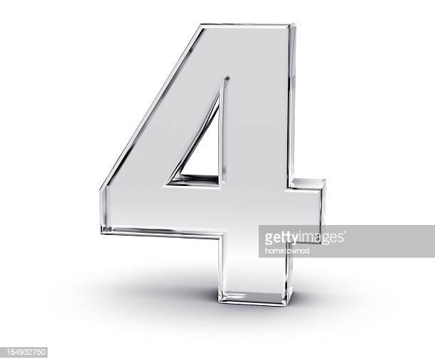 number 4 - financial figures stock pictures, royalty-free photos & images