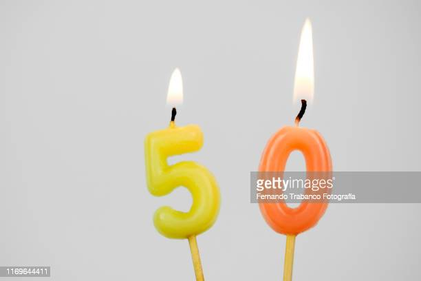 number 50 - 50th birthday stock pictures, royalty-free photos & images