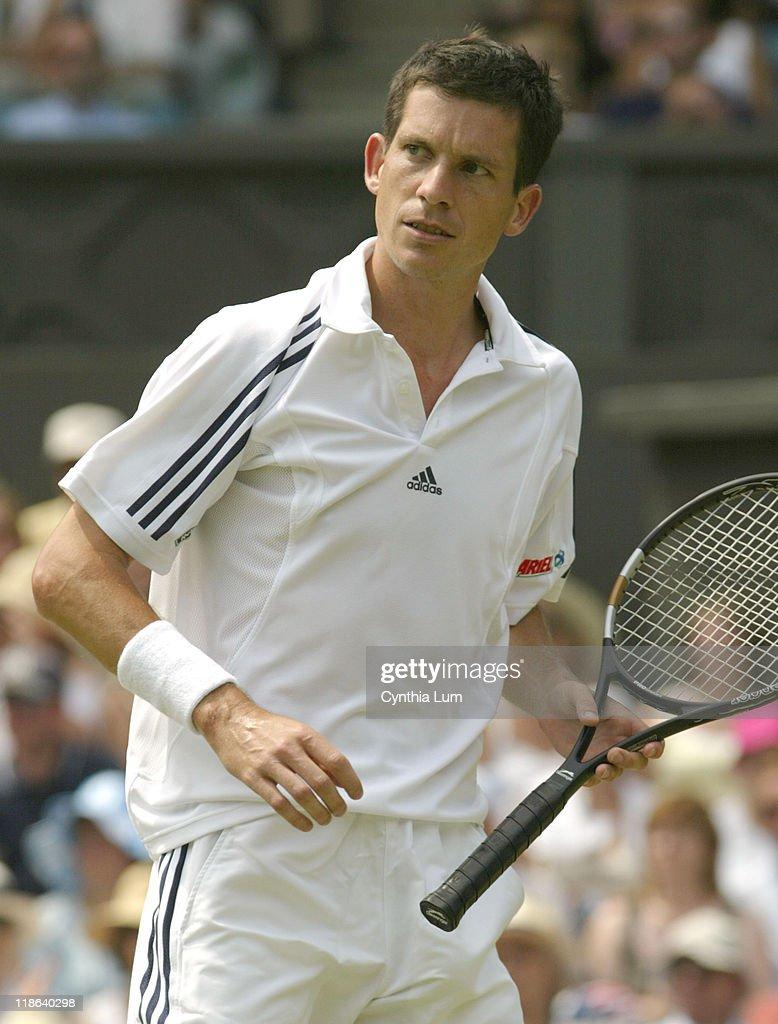 2005 Wimbledon Championships - Gentlemen's Singles- Second Round - Dmytri