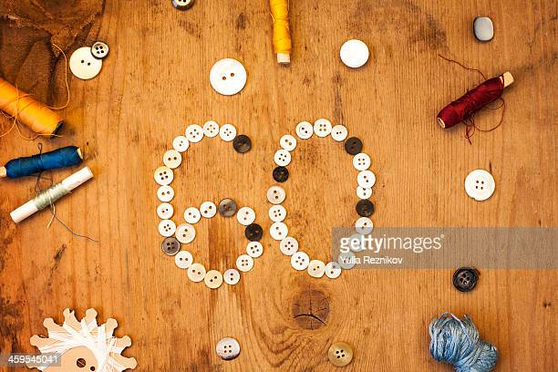 number 60 on the wood background - number 60 stock photos and pictures