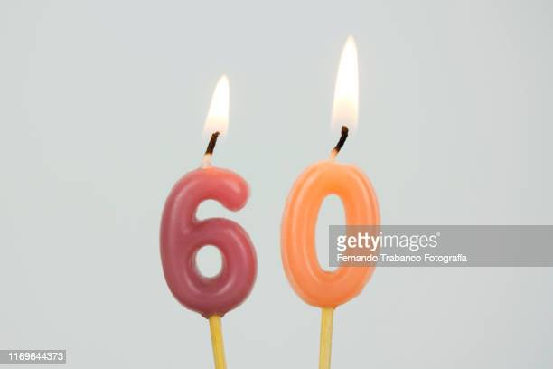 number 60 - 60th anniversary stock pictures, royalty-free photos & images