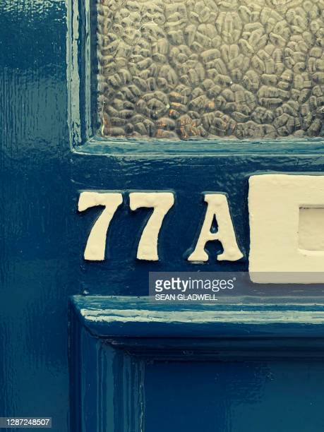 number 77a - number stock pictures, royalty-free photos & images
