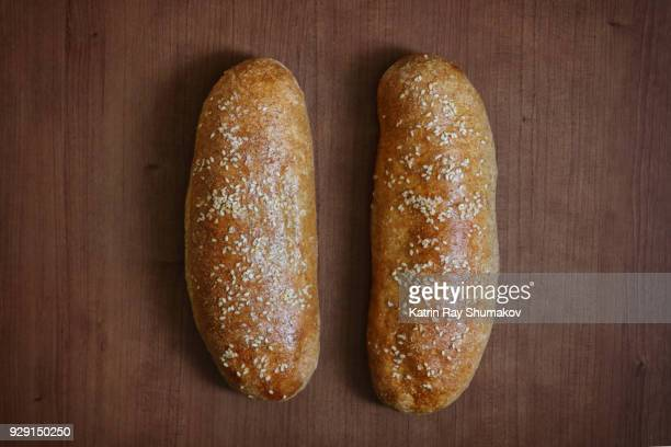 (2) Number II - Roman Numerals Out Of Bread