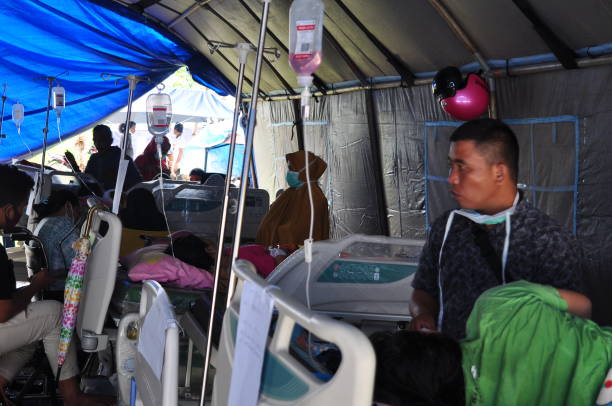 IDN: Care For The Victims Of The 6.2 Magnitude Earthquake In West Sulawesi