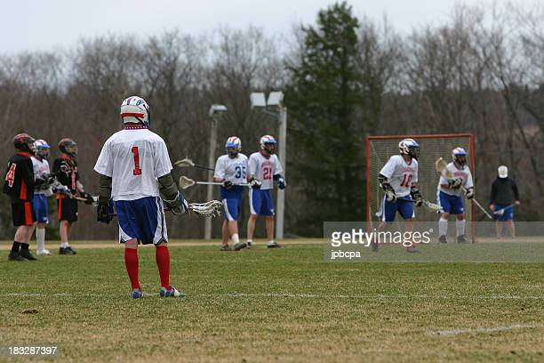 number one - lacrosse stock pictures, royalty-free photos & images