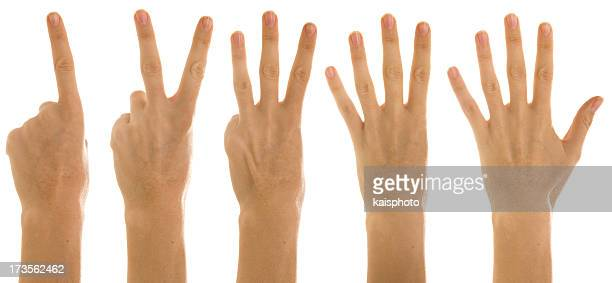 number signs in a row - number 3 stock pictures, royalty-free photos & images