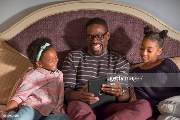 US Number Three Episode 210 Pictured Faithe Herman as Annie Sterling K Brown as Randall Eris Baker as Tess