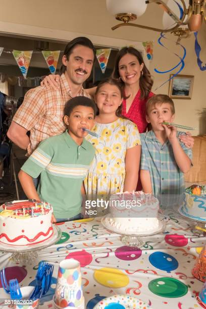 US Number Three Episode 210 Pictured Lonnie Chavis as Randall Milo Ventimiglia as Jack Mackenzie Hancsicsak as Kate Mandy Moore as Rebecca Parker...