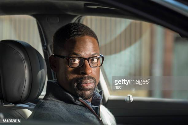 US 'Number Three' Episode 210 Pictured Sterling K Brown as Randall
