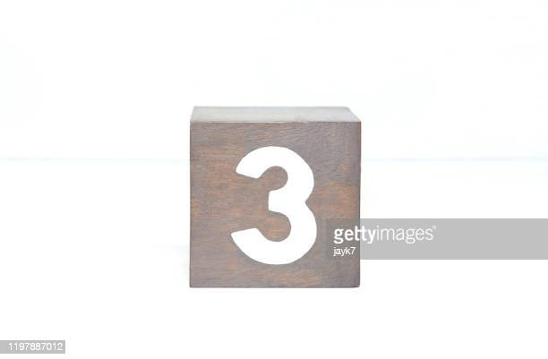 number three - third place stock pictures, royalty-free photos & images