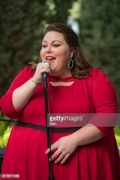 US Number Two Episode 209 Pictured Chrissy Metz as Kate