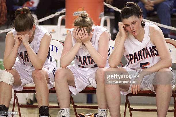 woodwardt 121841 Girls State ChampionshipVirginia AAA at Lynchburg VA West Springfield vs Princess Anne of Virginia Beach Spartans lost Final...