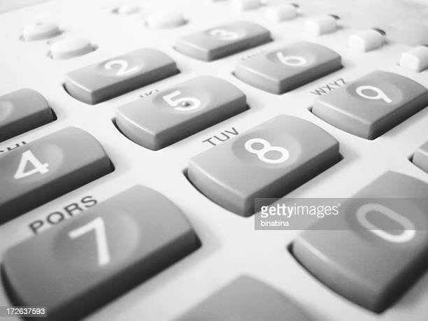 numeric keypad - telephone number stock pictures, royalty-free photos & images