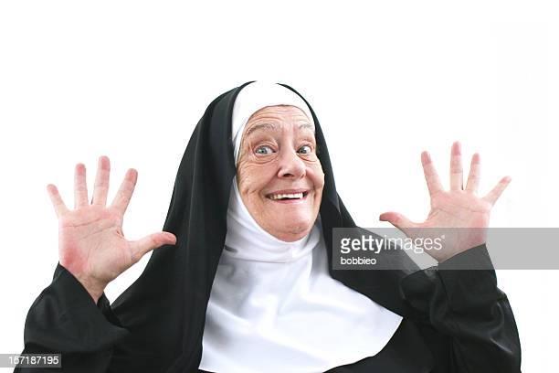 freira series-aleluia dias - freira - fotografias e filmes do acervo