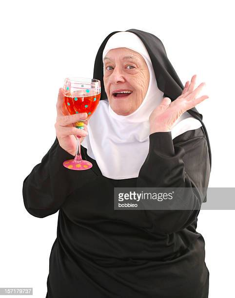 Weird Stock Photos Nun 3
