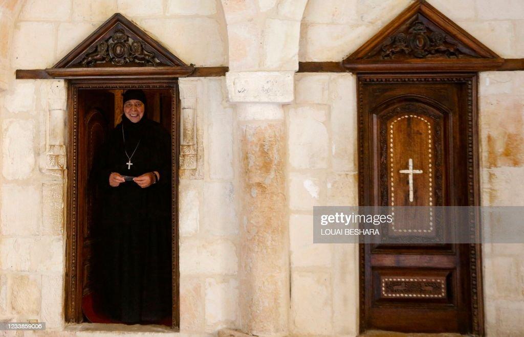 SYRIA-CONFLICT-CHRISTIANITY : Nieuwsfoto's