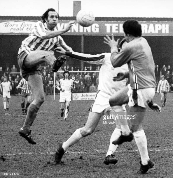 Nuneaton Borough v Yeovil Town 21st February 1976 Tony Jacques is back at Borough The striker who scored 108 goals for Borough in his first stint at...