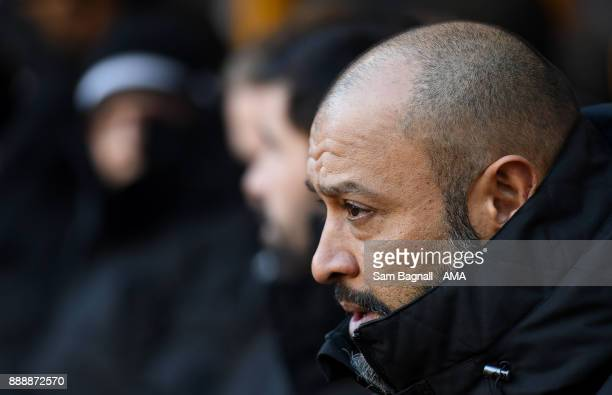 Nuno Espirito Santo manager / head coach of Wolverhampton Wanderers during the Sky Bet Championship match between Wolverhampton and Sunderland at...