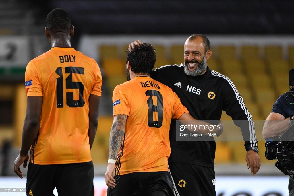 Wolverhampton Wanderers v Olympiacos FC - UEFA Europa League Round of 16: Second Leg : Nieuwsfoto's