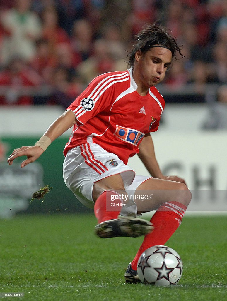 Nuno Gomes, Benfica during the UEFA Champions Leage, Group F SL Benfica vs FC Copenhagen at Luz Stadium in Lisbon, Portugal on November 21, 2006