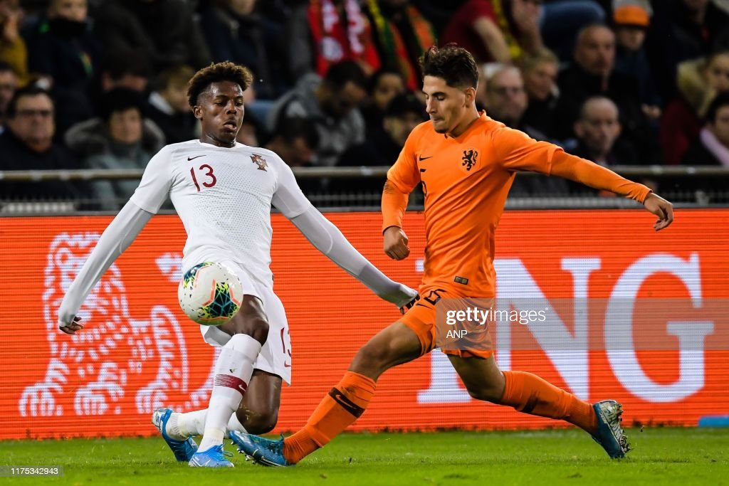 "EURO U21 2021 qualifier""The Netherlands U21 v Portugal U21"" : News Photo"