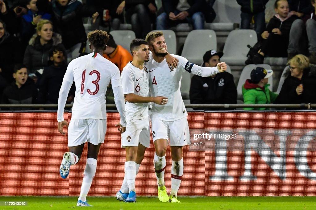 "EURO U21 2021 qualifier""The Netherlands U21 v Portugal U21"" : News Photo"