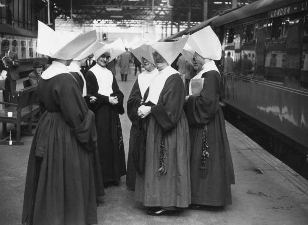 Nuns At Euston