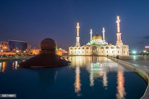 Nur Astana Mosque, Astana, Kazakhstan