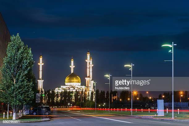 Nur Astana Mosque, Astana