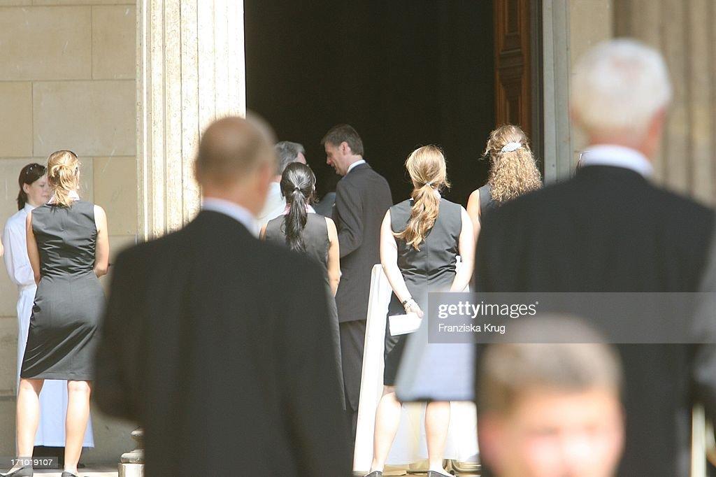 Jauch Hochzeit Potsdam